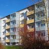 Stahl- und Aluminiumbalkone als offene Balkonlösung mit Schiebefaltverglasung