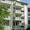 Typ Panorama - Geländer mit horizontaler Füllung