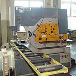 Stanze für Aluminium- und Stahlverarbeitung