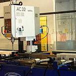 Aluminium- und Stahlverarbeitung CNC-Bohrwerk