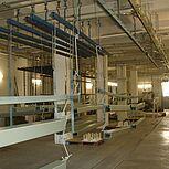 Aluminium- und Stahlverarbeitung Farbgebung