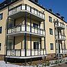 MSB-Eckbalkone Typ Panorama