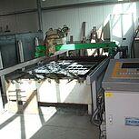 Brennschneidautomat für Aluminium- und Stahlverarbeitung
