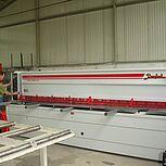 Tafelschere für Aluminium- und Stahlverarbeitung