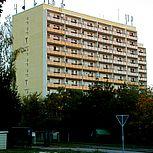 Betonbalkon für mehrgeschossige Wohnhäuser